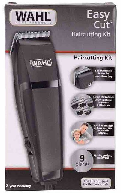 Wahl Easy Cut Trimmer With 9 Attachments   2years Warranty