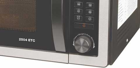 aabf5335a75 Bajaj - 2504 ETC 25 L Convection Type Microwave Oven